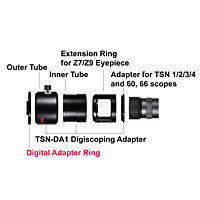 Kowa 28mm Digital Camera Adapter Ring