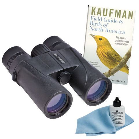 Eagle Optics Shrike 8x42 Adult Naturalist Kit