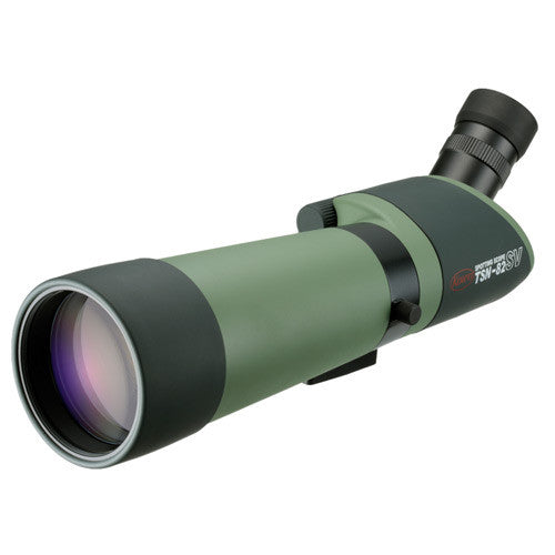 Kowa TSN 82SV 20-60x82 Angled Spotting Scope Package