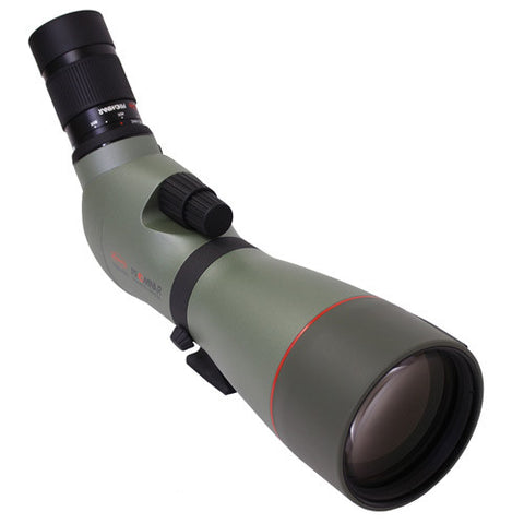 Kowa TSN 883 25-60x88 Angled 88mm Prominar Spotting Scope Package