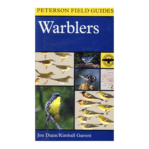 Peterson Field Guide to Warblers