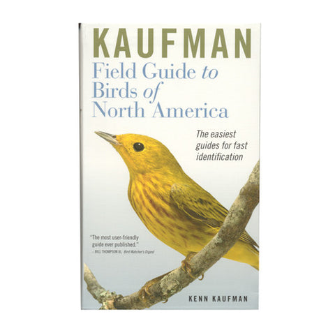 Kaufman's Field Guide to Birds of North America