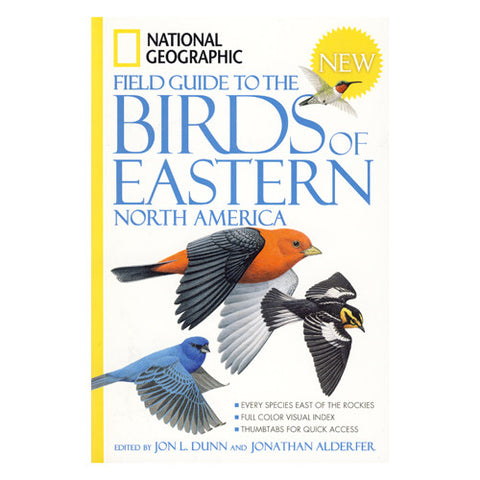 National Geographic Field Guide to Birds of Eastern North America