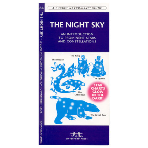 A Pocket Naturalist Guide to the Night Sky