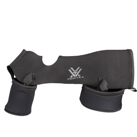 Vortex Angled 65mm Razor HD Black Fitted Spotting Scope Case
