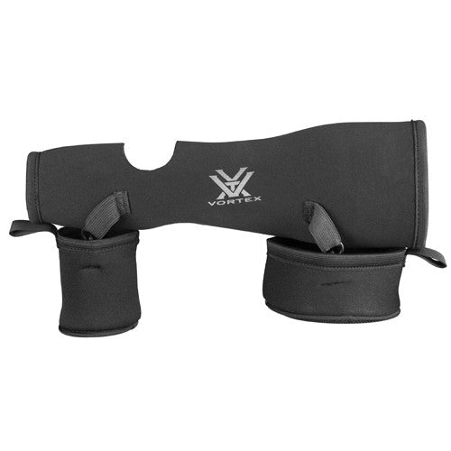 Vortex Straight 65mm Razor HD Black Fitted Spotting Scope Case