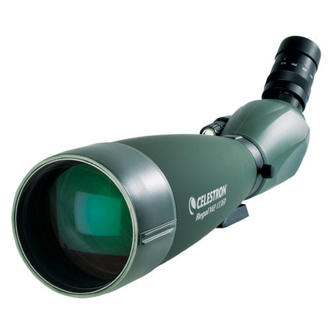 Celestron Regal M2 22-67x100 ED Angled Spotting Scope