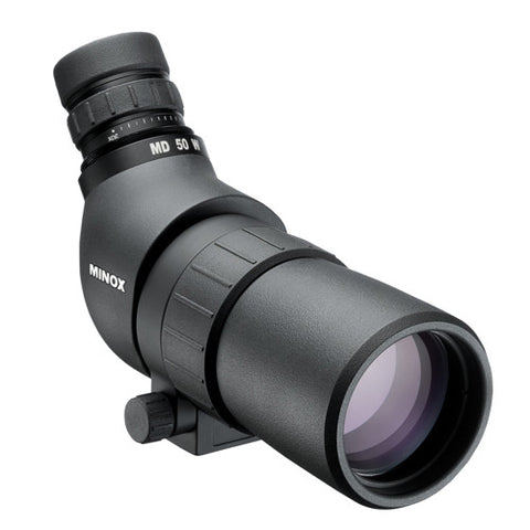 Minox MD 16-30x50 W Angled Spotting Scope