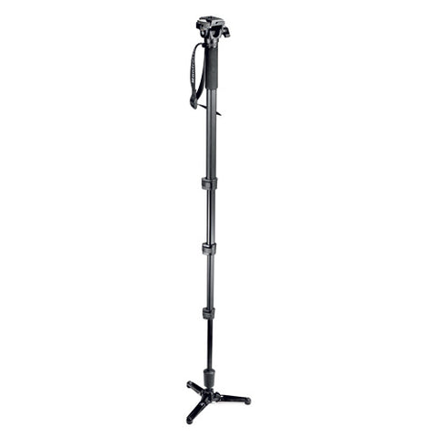 Manfrotto 560B-1 Monopod with Fluid Head