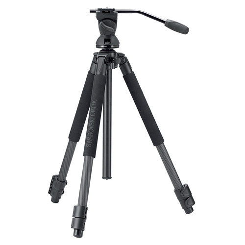 Swarovski CT 101 Carbon Tripod with DH 101 Head