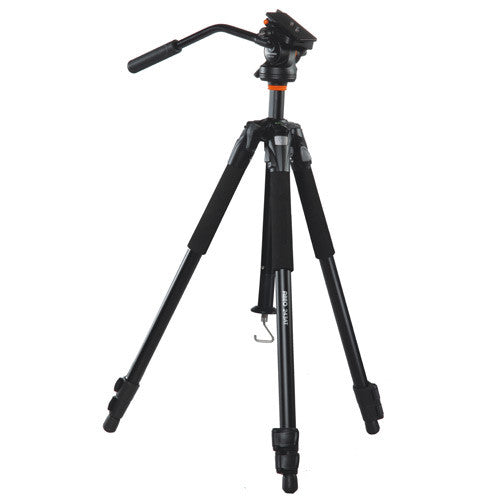 Vortex Viper HD 15-45x65 AN Scope and Vanguard Abeo 243AV Tripod Package