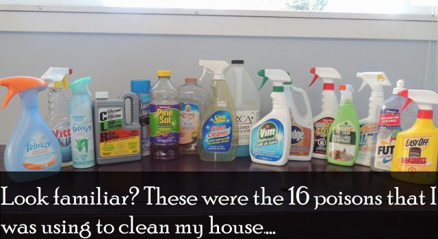 Common Cleaners