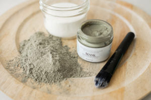 Canadian Glacial Clay Mask
