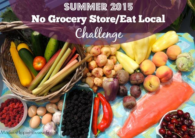No Grocery Store CHallenge