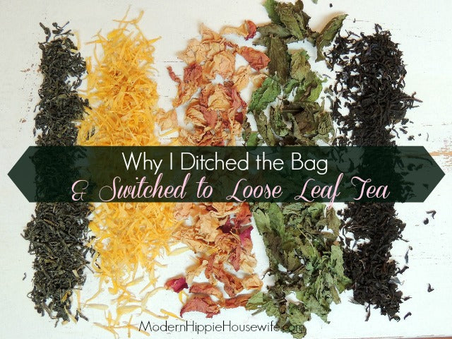 Why I Ditched the Bag - Loose Leaf Pic