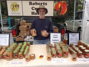 The Honey Guy! This is where I buy all of my honey (in a 5 lbs bucket).