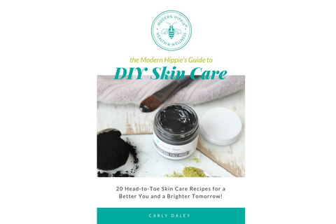 The Modern Hippie's Guide to DIY Skin Care