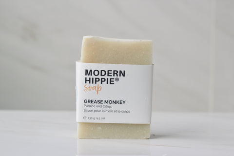 GREASE MONKEY - Handcrafted Soap