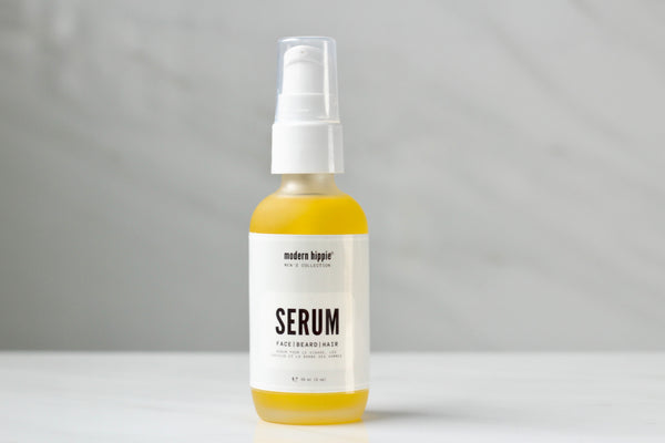 MEN'S SERUM - Face, Beard & Hair