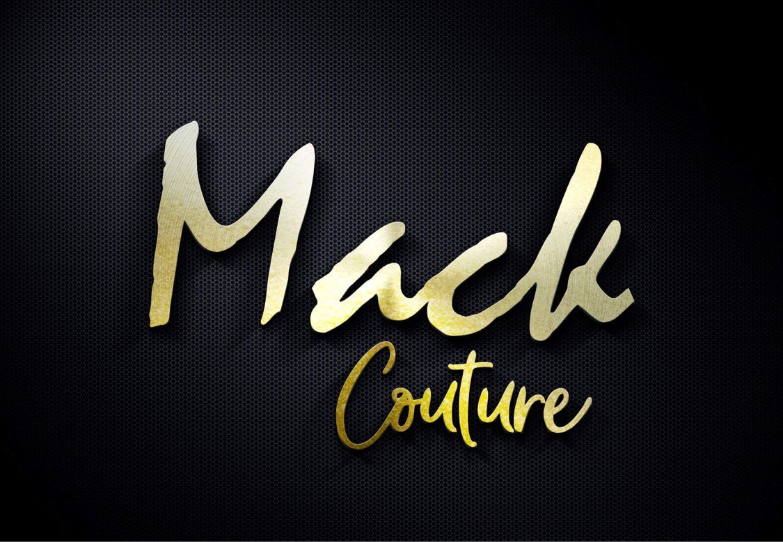 "Mack Couture was created from the name ""McClurkin"" The McClurkin girls wanted to introduce the world to high-fashion clothing for women of ALL sizes the Mack way!"