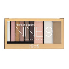 Nicka K Perfect Nine9 Eyeshadow - Desert Fairy 25 g height=
