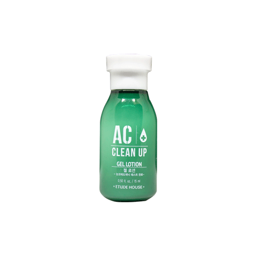 Etude House AC + Clean Up Gel Lotion 15 ml