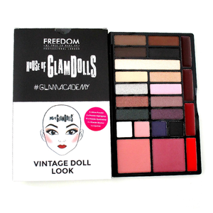 Freedom House of Glamdoll Look Palette Vintage Doll
