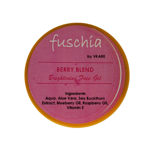 Fuschia Berry Blend Face Gel