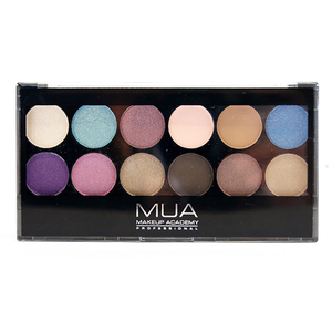 MUA Glamour Days - Eyeshadow Palette