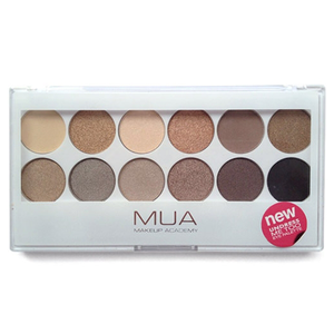 MUA Undress Me Too Eyeshadow Palette - GloBox