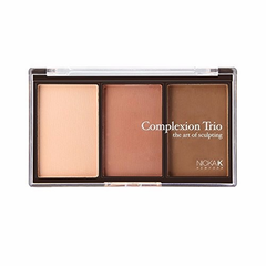 Nicka K Complexion Trio The Art of Sculpting - Medium height=