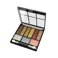 Nicka K Eye Shadow Perfect 9 Colors AP018 height=