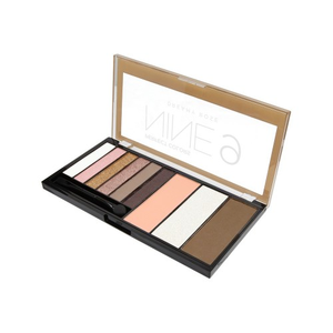 Nicka K Perfect Nine9 Eyeshadow - Dreamy Rose 25 g