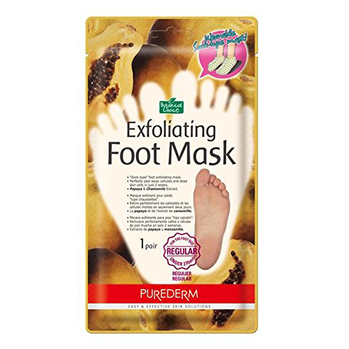 Purederm Exfoliating Foot Mask - 1 Pair