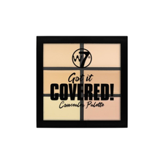 W7 Got It Covered! Concealer Palette height=