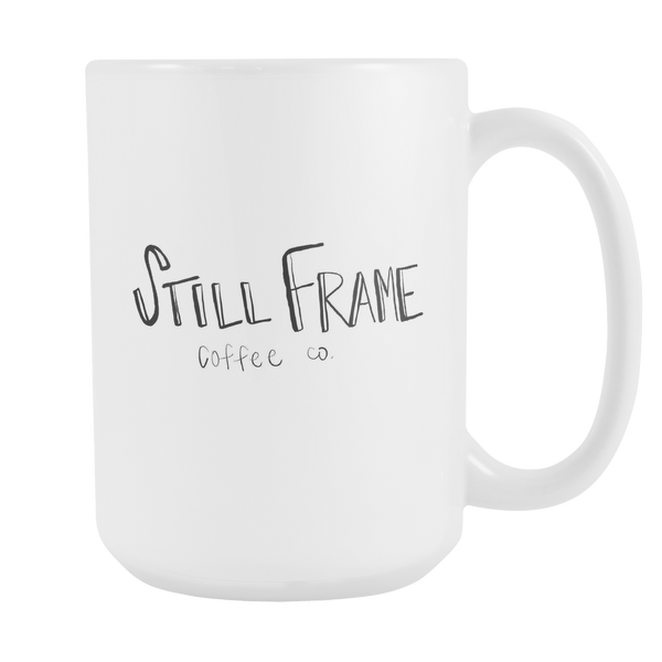 Still Frame Coffee Co. - 15oz White Mug