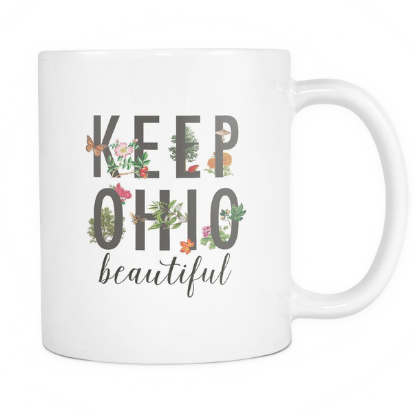 Keep Ohio Beautiful - Coffee Mug