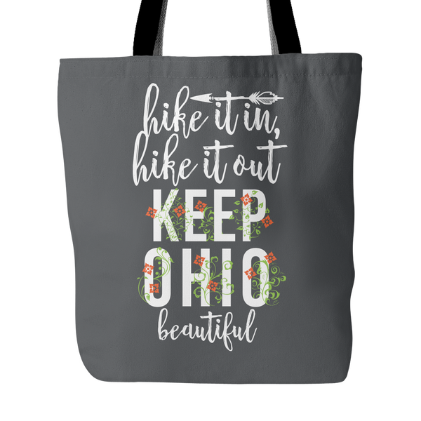 Hike It In, Hike It Out - Tote