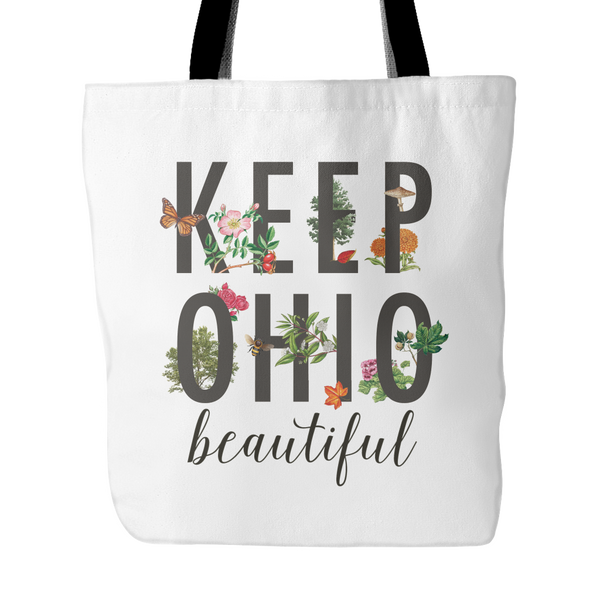 Keep Ohio Beautiful - Tote
