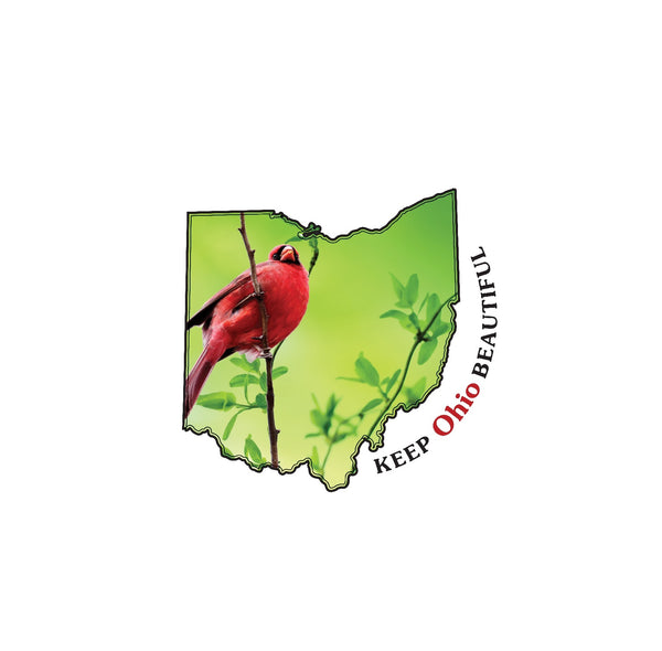 Stickers - Sticker - Keep Ohio Beautiful