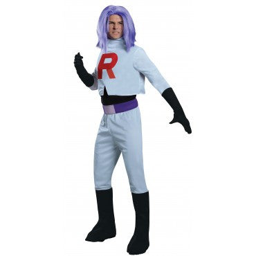 Adult James Pokemon Costume