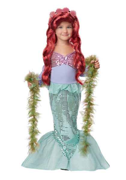 Toddler Little Mermaid Costume
