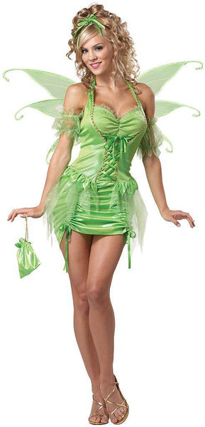 Sexy Tinkerbell Fairy Costume