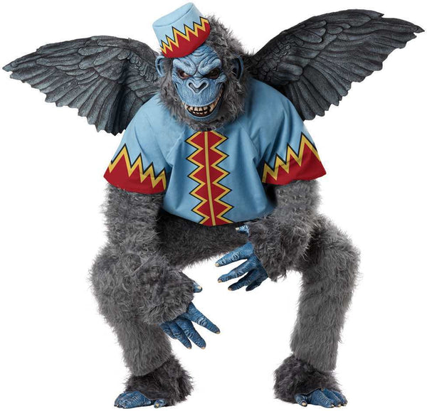 Adult Evil Winged Monkey Costume