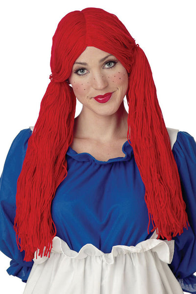Adult Rag Doll Wig