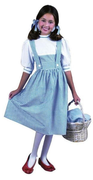 Kids Dorothy Wizard of Oz Country Girl Costume