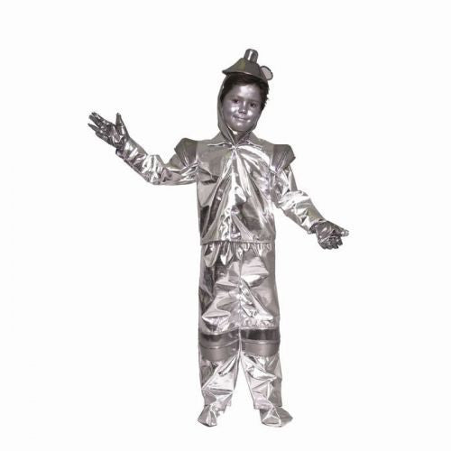Kids Tin Man Costume CH-00488