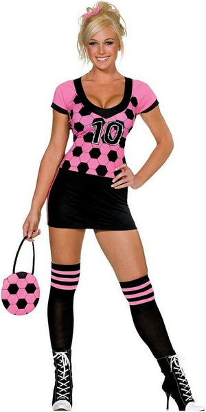 Adult World Cup Kicker Costume