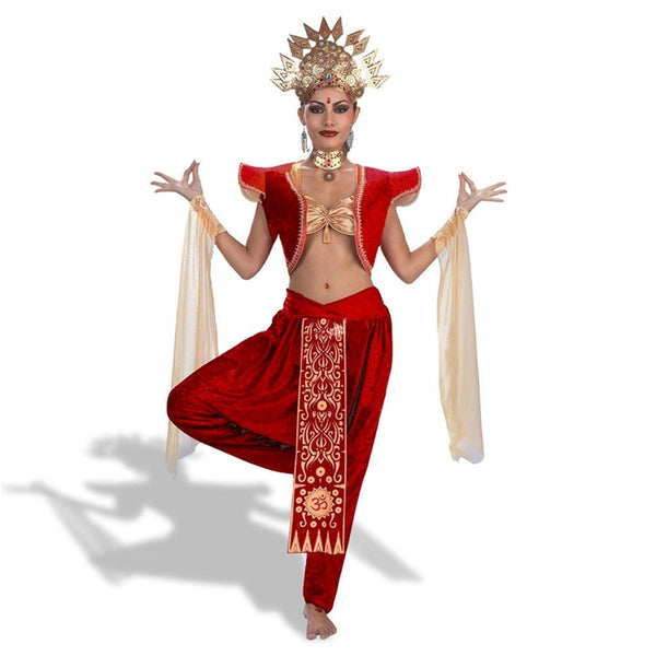 Adult Temple Dancer Costume