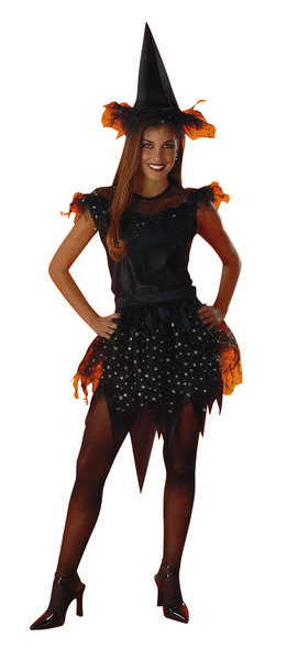 Adult Mystic Witch Costume